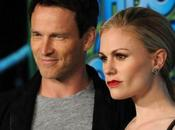 Anna Paquin Stephen Moyer all'HBO's Emmy After Party