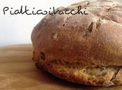 Pane farina ceci cipolla rossa tropea