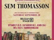 settembre 2013 Thomasson ballare Tomorrowworld Atlanta.