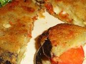 Crocchette melanzana