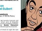 Emmanuel Guibert Roma settembre 2013