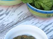 Pesto basilico fichi