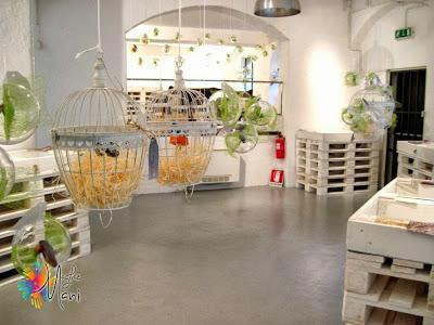 Racconti paperblog - Portavasi con pallet ...