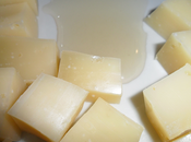 Formaggio malga gelatina grappa