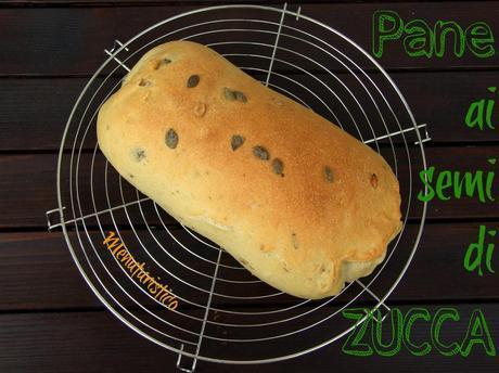 Pane di semola rimacinata ai semi di zucca e gli argenti Cagnotto - Dallapè!