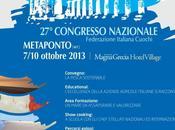 Congresso nazionale della F.I.C. (Federazione Italiana Cuochi) Metaponto, – ottobre 2013