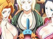 Naruto 649, Bleach 549, Piece Recensioni