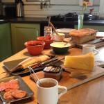 colazione norvegese Brimi saeter