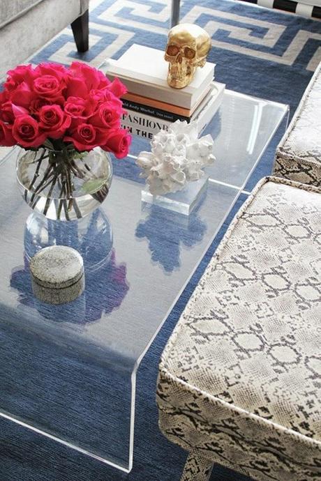 Prezzi tavolini da salotto di design in plexiglass trasparente. Arreda ...