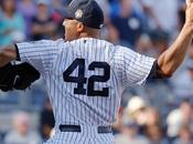 Mariano Rivera, ritira l'ultima maglia baseball