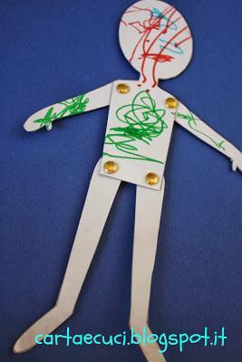Le Bambole di Carta (e un Pin al Mese)