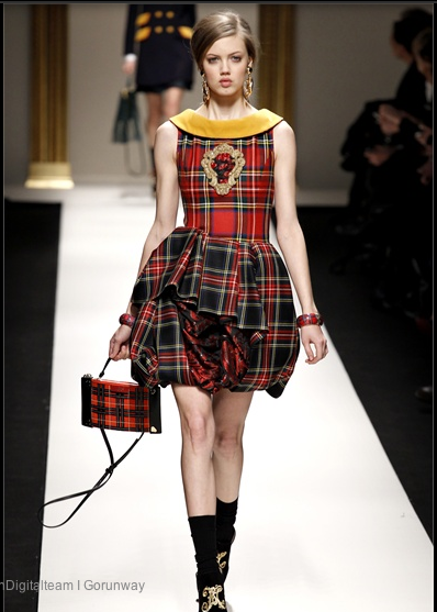 God save the...tartan!