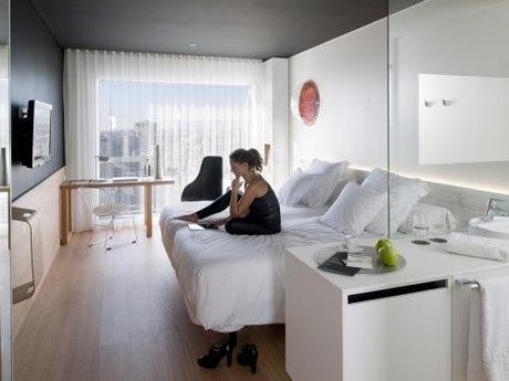 Dove dormire a Barcellona: l\'Hotel Barceló Sants, come una stazione ...