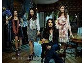"""Witches East End"": Nuovo promo foto promozionale cast"