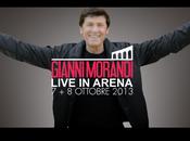 Ottobre Gianni Morandi Live all'Arena Verona