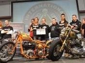 Rombo Tuono 2013, evento espositivo consacrato settore moto custom