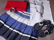 Outfit stripes summer