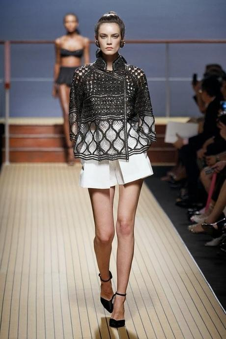 Ermanno scervino - milano fashion week ss2014