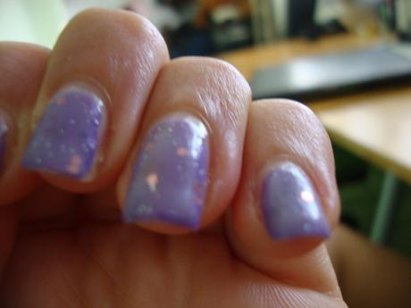 Review Manicure Essence Gel Nails at home – Day 5. - Paperblog