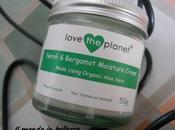 REVIEW: Crema neroli bergamotto LOVE PLANET