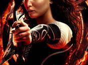 Jennifer Lawrence magnetica nuovo poster italiano Hunger Games: Ragazza Fuoco
