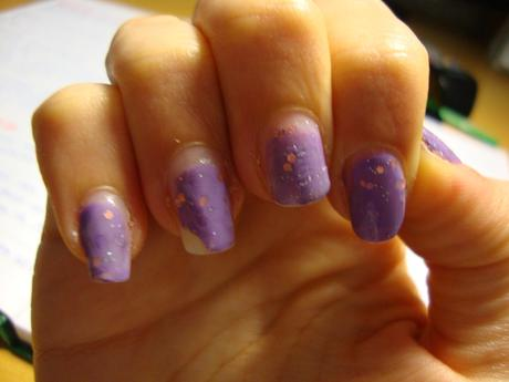 Review Manicure Essence Gel Nails at Home. Day 6. - Paperblog