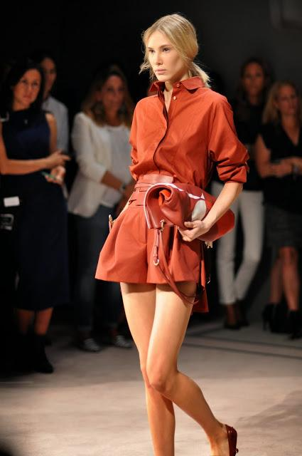 Tod's First Fashion Show