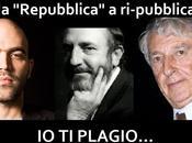 """intellettuali """"Repubblica"""" amanti plagio…"""