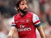 [FOTO] Clamoroso, Pirlo maglia dell'Arsenal! addio sembra certo