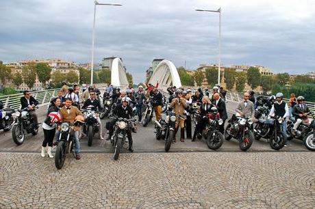 DGR Rome - The ride
