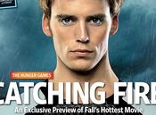 Quattro splendide cover Entertainment Weekly dedicate Hunger Games: Ragazza Fuoco