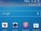 Ecco prima Leaked Android Galaxy