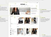 WordPress ecommerce template gratuito