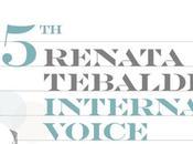 Vincitori concorso canto Renata Tebaldi