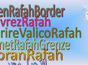 #gaza: open rafah border, forever!