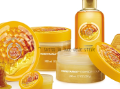 Preview Body Shop: Linea Honeymania