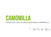 Preview Body Shop: Linea Struccante alla Camomilla