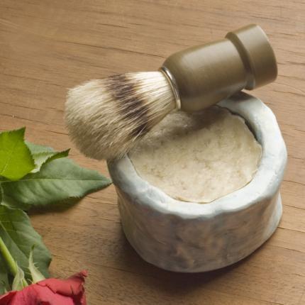 Crema da barba fatta in casa