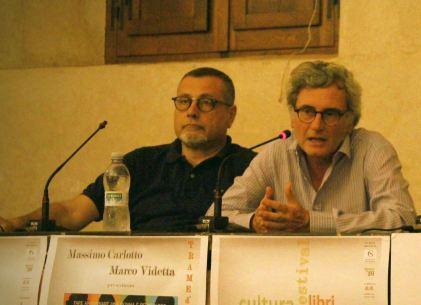 Massimo Carlo e Marco Videtta