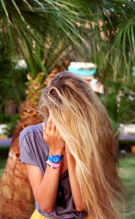 Olio di seme di lino per capelli dentro