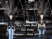 "Paris Fashion Week. Louis Vuitton Marc Jacobs.""Il saluto alla maison Vuitton"""