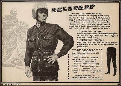 Barbour Vs Belstaff