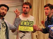 Anche Santi giocano Poker Teatro Golden Roma