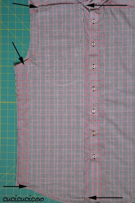 how to make a paper shirt and pants