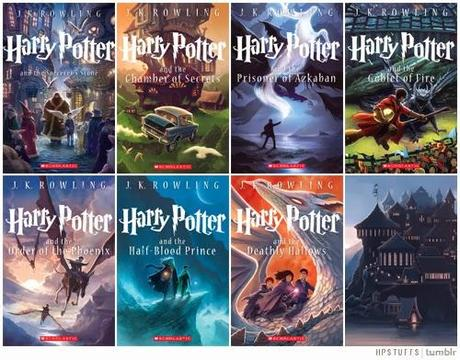 Buon 15°Anniversario Harry Potter!