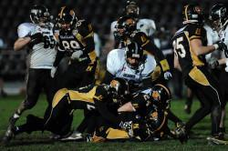 giaguari vs blacks - football americano