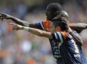 Ligue Montpellier travolge Lione super Cabella. Bordeaux vince toglie guai.