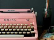 Olivetti, Lettera Vintage Typewriter