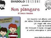 """""""Non piangere"""" Lance Hansen, nuova graphic novel Diábolo Edizioni"""