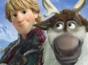 Quattro nuovissimi characters poster dedicati personaggi Frozen Regno Ghiaccio